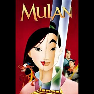 Mulan | HDx | [MA-redeem] Instant