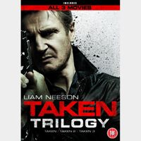 TAKEN 3 Film Collection [ HDx ] MoviesAnywhere Code | ports all providers