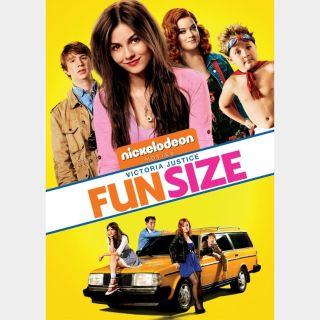 Fun Size 🆓🎦 | HDx 🇺🇸 Vudu | does not port MoviesAnywhere