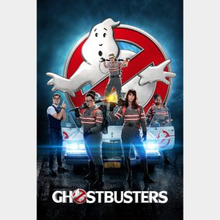 Ghostbusters: Answer the Call [Theatrical and Extended] 🆓🎦 | HDx | MoviesAnywhere | ports Vudu/iTunes/GP/FN |