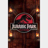 Jurassic Park [ HDx ] MoviesAnywhere Code | ports all providers