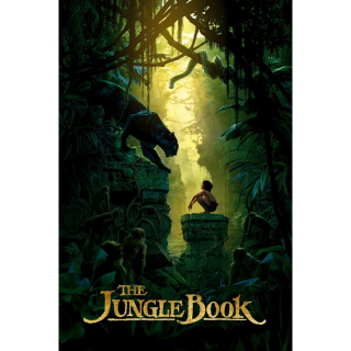 The Jungle Book | HDx | GooglePlay | ports MA
