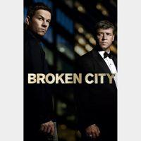 Broken City [ HDx ] MoviesAnywhere Code   ports all providers