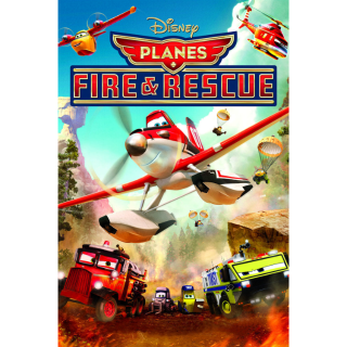 Planes: Fire & Rescue | HDx | GooglePlay | ports MA