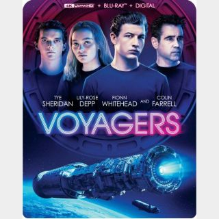 Voyagers 🔥🆓🔥 | 4K UHD | Vudu or iTunes | does not port MoviesAnywhere