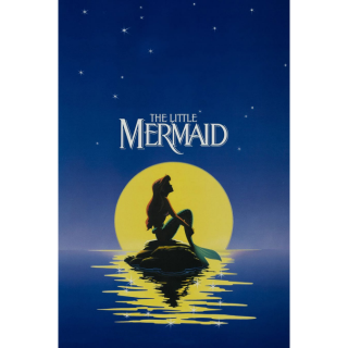 The Little Mermaid| HDx | MA/VUDU-redeem | ports