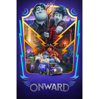 Onward [4K UHD] | Actual 4K Code (MA redeem) [INSTANT]