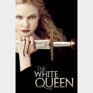 The White Queen Complete Season 1 🆓🎦 | HDx 🇺🇸 Vudu | does not port MoviesAnywhere