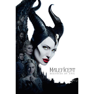Maleficent: Mistress of Evil | 4k | MA/VUDU-redeem | ports all providers