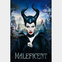 Maleficent [ 4k UHD ] US- iTunes code | ports MoviesAnywhere/Vudu