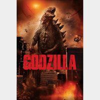 Godzilla [ HDx ] MoviesAnywhere Code | ports all providers