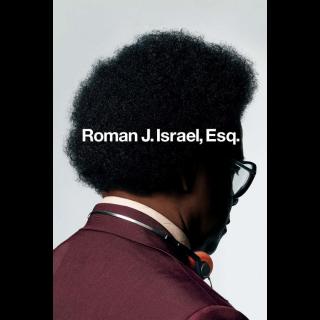 Roman J. Israel, Esq. | SD | MA | ports