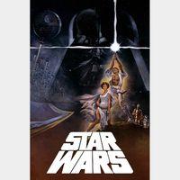 Star Wars: A New Hope [ 4k UHD ] MA/Vudu code | ports all providers