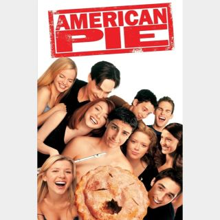 American Pie Unrated 🆓🎦 | HD  🇺🇸 MoviesAnywhere | ports Vudu/iTunes/GP |
