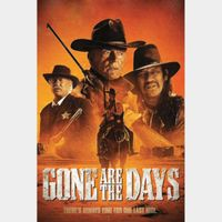 Gone Are the Days [ HD ]  | Vudu | not MoviesAnywhere Title