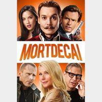 Mortdecai [ HD ]    Vudu   not MoviesAnywhere Title