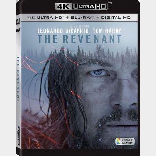 The Revenant🔥🆓🔥 | 4K UHD | iTunes code | ports MoviesAnywhere/Vudu