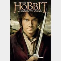 The Hobbit: An Unexpected Journey | EXTENDED Edition |[ HDx ] MoviesAnywhere Code | ports all providers
