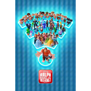 Ralph Breaks the Internet | HDx | GooglePlay | ports MoviesAnywhere