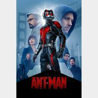 Ant-Man [ 4k UHD ] US- iTunes code | ports MoviesAnywhere/Vudu
