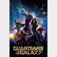 Guardians of the Galaxy [ 4k UHD ] US- iTunes code | ports MoviesAnywhere/Vudu