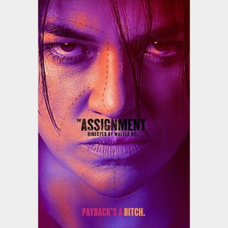 The Assignment 🆓🎦| HDx 🇺🇸 Vudu | does not port MoviesAnywhere