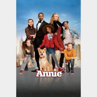 Annie 🆓🎦| HDx | MoviesAnywhere | ports Vudu/iTunes/GP/FN |