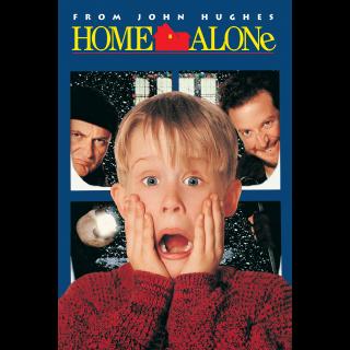 Home Alone | 4k | iTunes code | ports MoviesAnywhere/Vudu