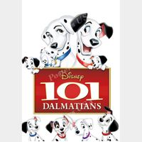 101 Dalmatians [ HD ] ports MoviesAnywhere /Vudu | US- GooglePlay Code