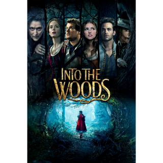 Into the Woods | HDx | GooglePlay | ports MoviesAnywhere