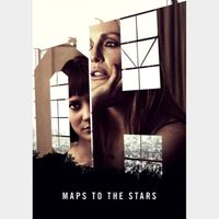 Maps to the Stars | HDx | iTunes code | ports MoviesAnywhere/Vudu