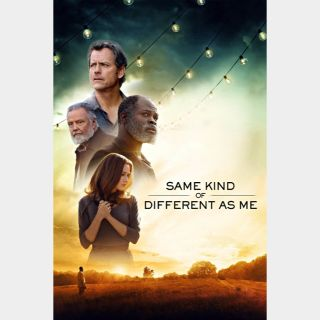 Same Kind of Different as Me 🔥🆓🔥 | HDx 🇺🇸 Vudu | does not port MoviesAnywhere