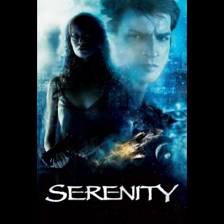 Serenity| HDx | MA | ports