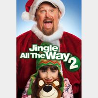 Jingle All the Way 2 [ HDx ] MoviesAnywhere Code | ports all providers
