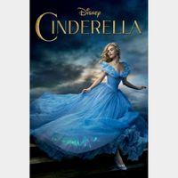 Cinderella [ HD ] ports MoviesAnywhere /Vudu  | GooglePlay Code