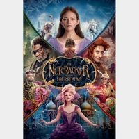The Nutcracker and the Four Realms [ HD ] ports MoviesAnywhere /Vudu  | GooglePlay Code