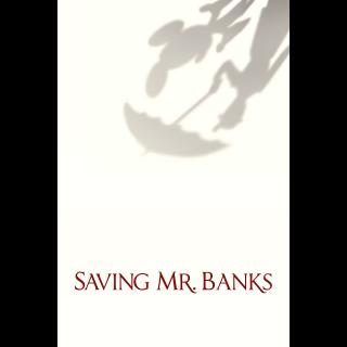 Saving Mr. Banks | HDx | MA/VUDU-redeem | ports