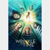A Wrinkle in Time [ HD ] ports MoviesAnywhere /Vudu | GooglePlay Code