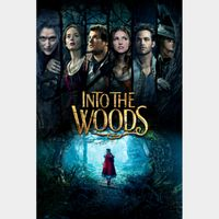 Into the Woods | HDx | GooglePlay | ports MoviesAnywhere /Vudu/iTunes/FN