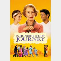 The Hundred-Foot Journey |RARE|[ HD ] ports MoviesAnywhere /Vudu  | GooglePlay Code