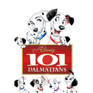 One Hundred and One Dalmatians | HDx | MA/VUDU-redeem | ports all providers
