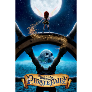 Tinker Bell and the Pirate Fairy| HDx | GooglePlay | ports MA
