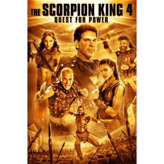 The Scorpion King 4: Quest for Power  HDx   [iTunes/ports (MA)] Instant