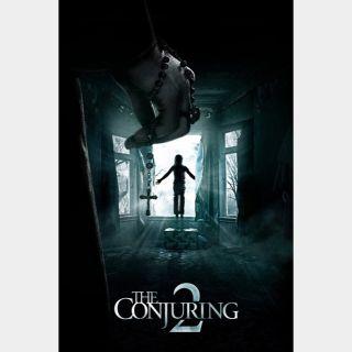 The Conjuring 2 🆓🎦 | HD  🇺🇸 MoviesAnywhere | ports Vudu/iTunes/GP |