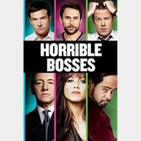 Horrible Bosses [ HDx ] MoviesAnywhere Code | ports all providers