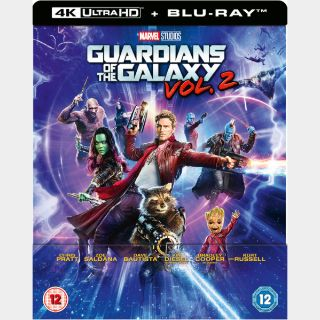 Guardians of the Galaxy Vol. 2 | 4K UHD | iTunes code | ports MoviesAnywhere/Vudu