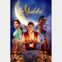 Aladdin [ HD ] GooglePlay | ports MoviesAnywhere /Vudu
