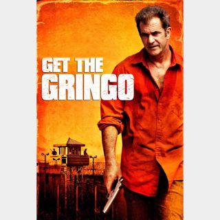 Get the Gringo | SD | iTunes code | ports MoviesAnywhere/Vudu