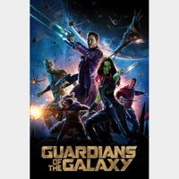 Guardians of the Galaxy [ HD ] ports MoviesAnywhere /Vudu | US- GooglePlay Code
