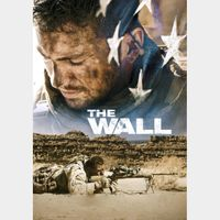 The Wall [ HD ]  | Vudu | not MoviesAnywhere Title